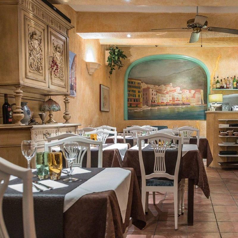 La Grignotière - Restaurant Villefranche-sur-Mer